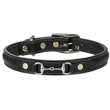 Raised Snaffle Bit Collar