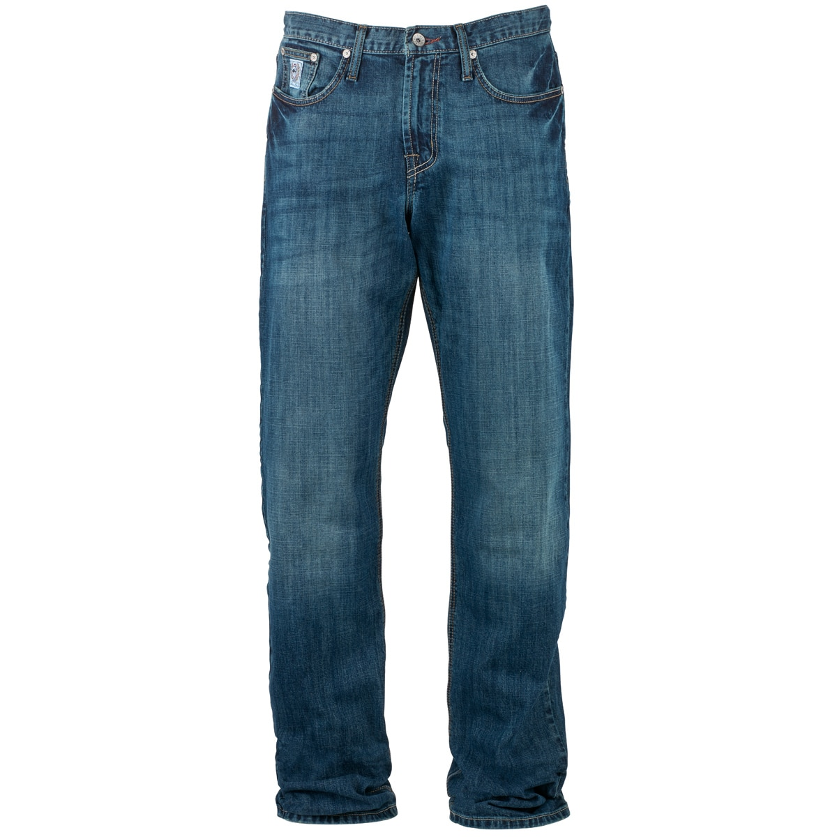 dae5b16a09c Cinch Men s White Label Mid Rise Relaxed Straight Jeans