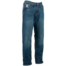 Cinch Men's White Label Mid Rise Relaxed Straight Jeans