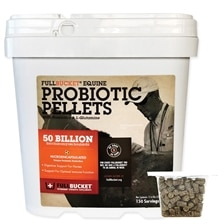 FullBucket® Equine Probiotic Pellets