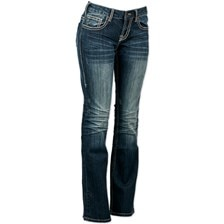 Cowgirl Tuff Women's Down To Earth Jeans