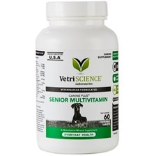 VetriScience® Laboratories Canine Plus™ Senior Multivitamin for Dogs