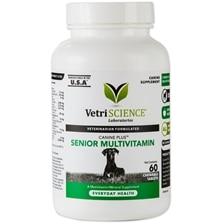 VetriScience® Laboratories Canine Plus™ Senior Multivitamin for Dogs