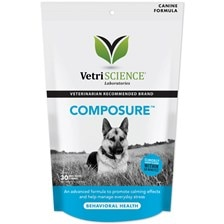VetriScience® Laboratories Composure™ Calming Support Formula for Dogs