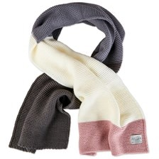Joules Annis Oversized Knited Scarf