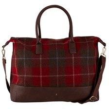Joules Paddington Tweed Weekend Bag