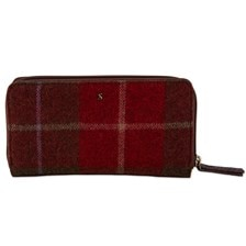 Joules Fairford Tweed Wallet