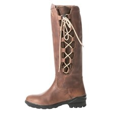 Tredstep Dargle Side Lace Leather Boot