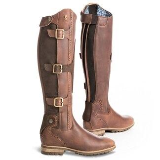Tredstep Parkland Leather Buckle Boot