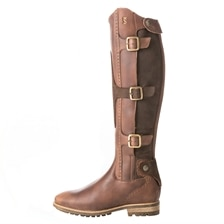 Tredstep Parkland Wide Calf Leather Buckle Boot