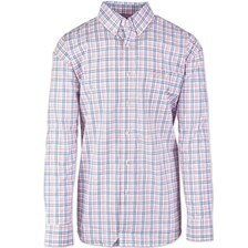 Wrangler Men's Tough Enough to Wear Pink Shirt