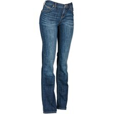 Wrangler Women's Mid Rise Ultimate Riding Jeans - Q-Baby