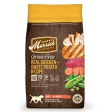 Merrick® Grain Free Real Chicken + Sweet Potato Recipe Dry Dog Food