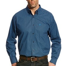 Ariat Men's Albera Long Sleeve Shirt