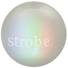 Orbee-Tuff® Strobe Dog Toy