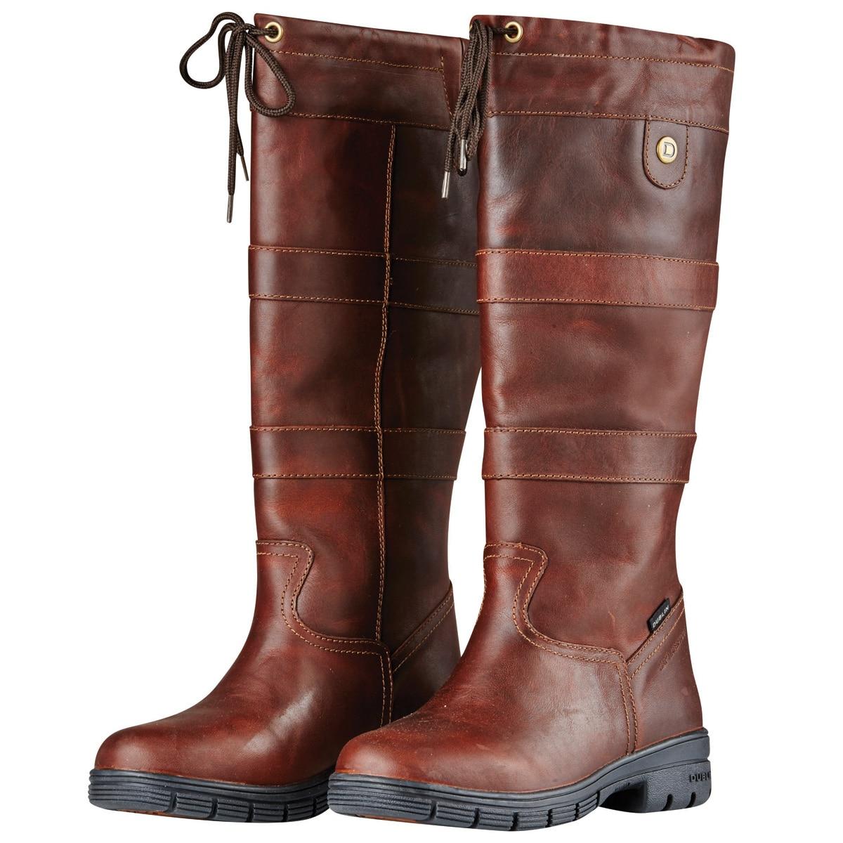 Dublin River Grain Leather Boot