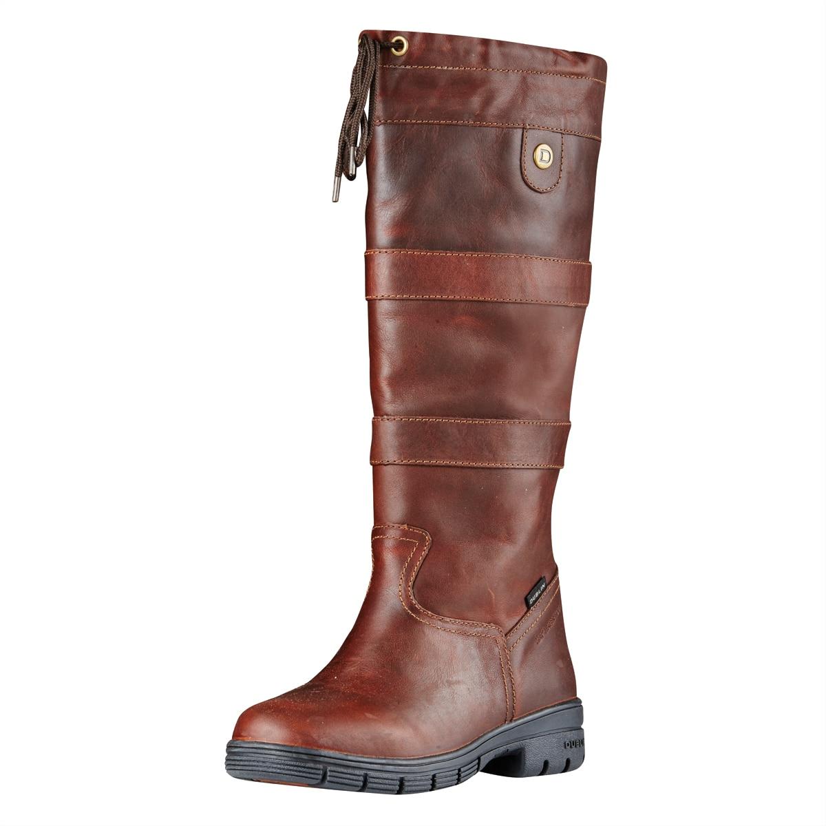 NEW Dublin River Grain Boots Various Sizes Black