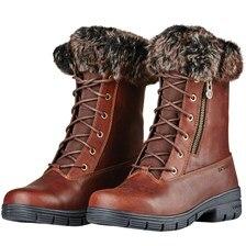 Dublin Bourne Faux Fur Short Boot