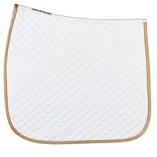 SmartPak Lite White Dressage Saddle Pad