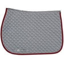 SmartPak Lite Grey AP Saddle Pad - Clearance!