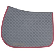 SmartPak Lite Grey AP Saddle Pad