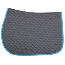 SmartPak Classic Lite Grey AP Saddle Pad