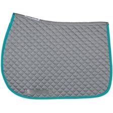SmartPak Lite Grey AP Saddle Pad