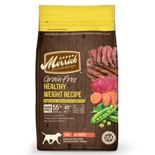 Merrick® Grain Free Healthy Weight Recipe Dry Dog Food