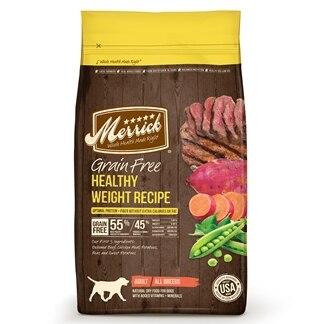 Merrick® Grain Free Healthy Weight Recipe Dry Dog Food