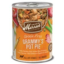 Merrick® Grain Free Grammy's Pot Pie® Classic Recipe Canned Dog Food