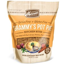 Merrick® Kitchen Bites® Grain Free Grammy's Pot Pie® Biscuit Dog Treats
