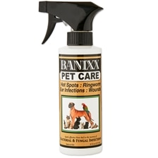 Banixx Pet Care Bacterial & Fungal Spray