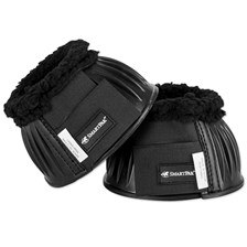 SmartPak Fleece Top Bell Boots
