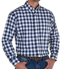 Noble Outfitters™ Men's Generation Fit Print Long Sleeve Shirt