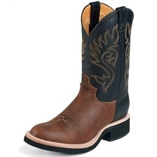 Justin Men's J Flex Bullhide Boot