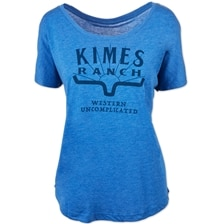 Kimes Ranch Women's Work Day Flow Tee