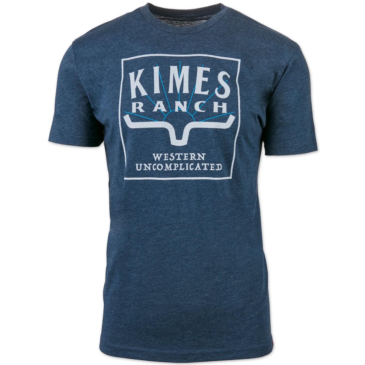 Kimes Ranch Men's Workmans Comp Tee