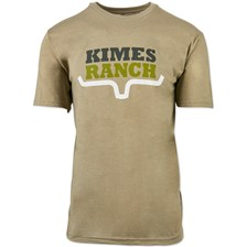 Kimes Ranch Men's Stacked Tee