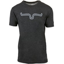 Kimes Ranch Men's Roped Horns Tee