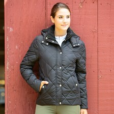 Piper Quilted Riding Jacket