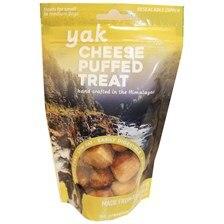 Yak Cheese Puffed Dog Treats