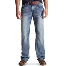 Ariat® Men's M4 Low Rise Boot Cut Durango Coltrane Jeans
