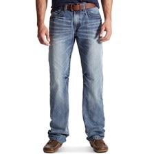 Ariat® Men's M4 Low Rise Boot Cut Durango Coltrane Jeans