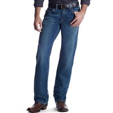 Ariat® Men's M5 Slim Straight Leg Gulch Boundary Jeans