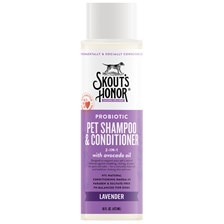 Skout's Honor® Probiotic Shampoo & Conditioner (2-in-1)