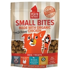 Plato® Pet Treats Small Bites Dog Treats
