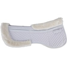 Total Saddle Fit Six Point Wither Freedom Sheepskin Half Pad