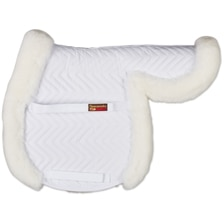Fleeceworks Sheepskin Show Hunter Pad With Perfect Balance Technology