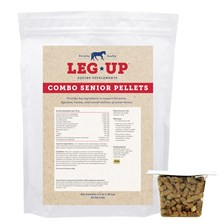 Leg Up® Combo Senior Pellets