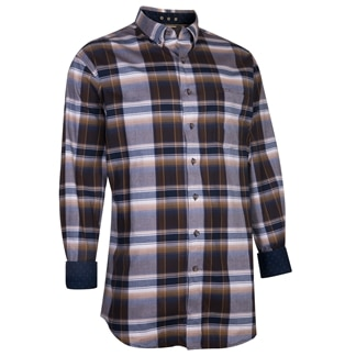 Noble Outfitters™ Men's Generation Fit Plaid Long Sleeve Shirt